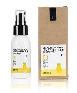 Crema solar facial healthy protection spf 50 50ml Freshly