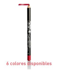 Lápiz de ojos y labios 1,3g 6 colores Purobio