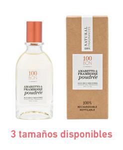 Amaretto-&-framboise-pudrée-(amaretto-y-frambuesa)--3-tamaños-disponibles-100BON
