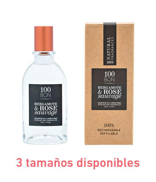 Bergamote-&-rose-sauvage-(bergamota-y-rosa)-3-tamaños-disponibles-100BON