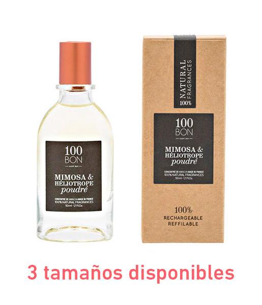 Mimosa-&-héliotrope-poudré-(mimosa-y-heliotropo)--3-tamaños-disponibles-100BON