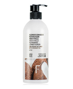 Acondicionador reparador anti-frizz WOW 500ml Freshly Cosmetics