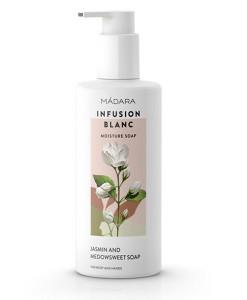 Jabón de manos y cuerpo infusion blanc 300ml Mádara