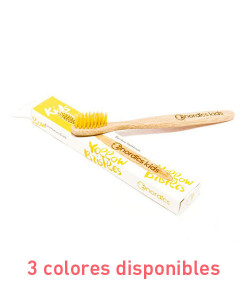Cepillo-de-dientes-de-bambú-infantil-3-colores-disponibles-Nordics