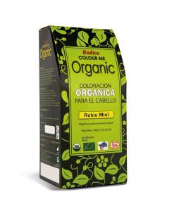 """Tinte-capilar-orgánico-""""rubio-miel""""-100g-Radico"""