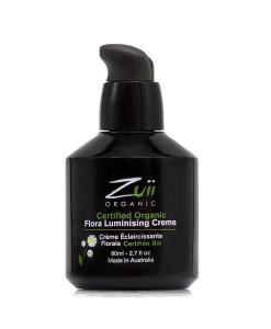 Crema-iluminadora-y bronceadora 80ml-Zuii-Organic