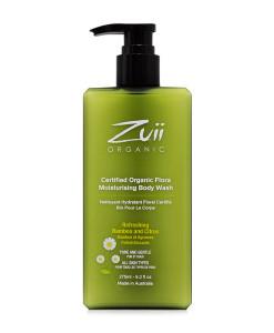Gel-corporal-refrescante-con-bambú-y-cítricos-275ml-Zuii-Organic