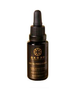 Les-16-précieux oil-(sérum-antiedad-con-Bakuchiol)-20ml-Okoko