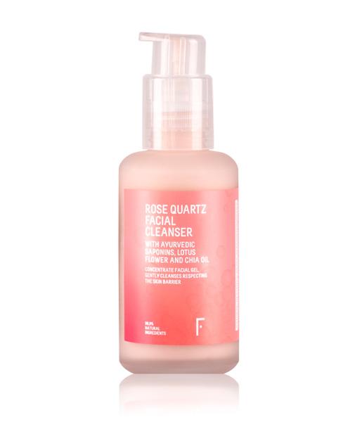 Gel-limpiador-facial-Rose-quartz-100ml-Freshly