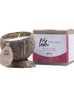We love vela de soja Sweet Senses (pomelo y hierbabuena) We Love The Planet