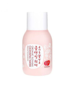 Organic flowers cleansing water (agua limpiadora) mini 35ml Whamisa