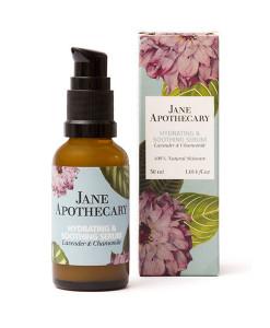 Sérum hidratante y calmante de lavanda y manzanilla 30ml Jane Apothecary