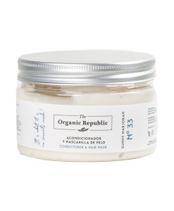 Acondicionador y mascarilla nº 33 sunny marjoram 250ml The Organic Republic