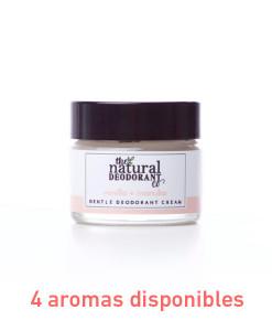 Desodorante gentle deodorant sin bicarbonato 20g The Natural Deodorant Co.