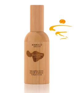 Vacation glow (aceite corporal y capilar nutritivo) 100ml Mahalo