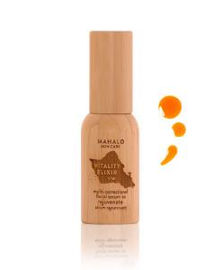 Vitality elixir (sérum multi-correctivo antiedad y nutritivo) 30ml Mahalo