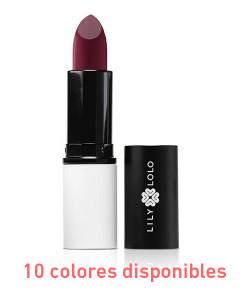 Barras de labios 4g 10 colores Lily Lolo