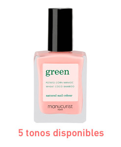 Pintauñas-Green-tonos-nudes y blanco-15ml-Manucurist