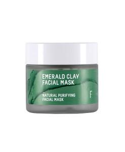 Emerald-Clay-facial-mask-(mascarilla-purificante)-50ml-Freshly-Cosmetics