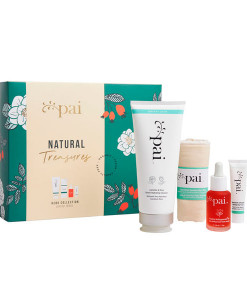Natural-Treasures-Collection-(pack Navidad-2019) Pai Skincare