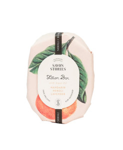 Hidratante-corporal-sólida-de-mandarina-70g-Savon-Stories