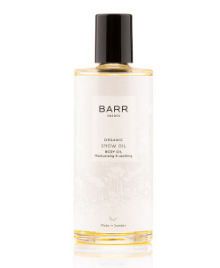 Organic Snow Oil (aceite hidratante corporal) 100ml BARR Sweden