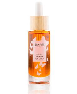 Organic face oil Secret Forest (aceite facial antiedad) 30ml BARR Sweden