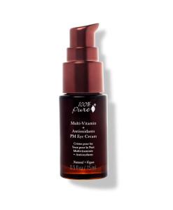 Contorno-de-ojos-de-noche-multi-vitamin-+-antiox-15ml-100%-Pure