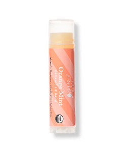 Organic orange mint lip balm (bálsamo labial de naranja y menta) 4,25g 100% Pure