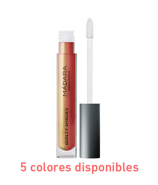 Sombra de ojos y colorete en crema Guilty Shades (5 colores) 4ml Mádara