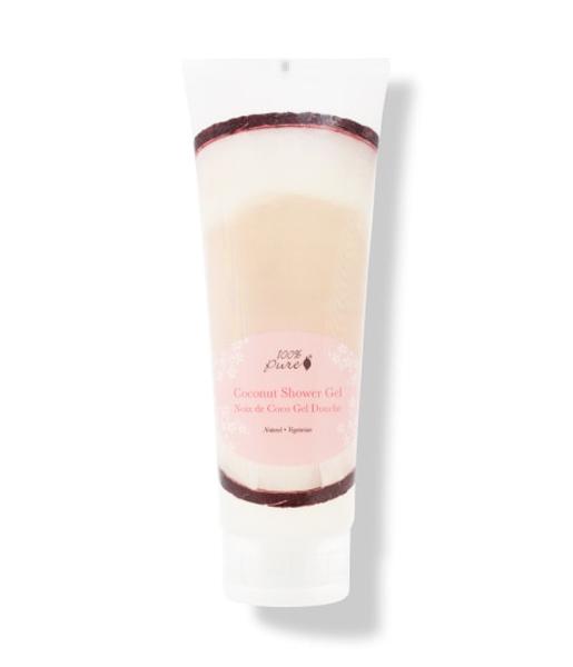 Gel-de-ducha-de-coco-236ml-100%-Pure