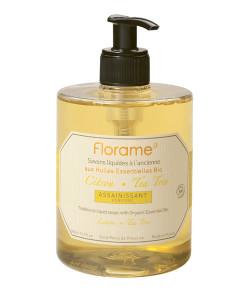Jabón-líquido-de-manos-de-limón-y-árbol-de-té-500ml-Florame