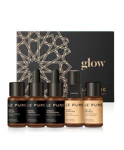 Set-de-tratamiento-glow-LE-PURE-(piel-apagada)