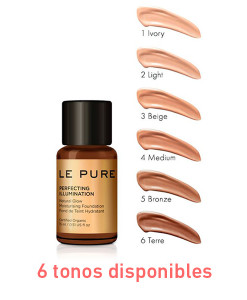 Perfecting-illumination-(base-de-maquillaje-luminosa-antiedad)-15ml-6-tonos LE PURE