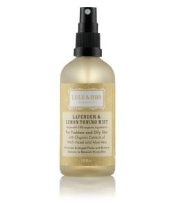 Tónico-refrescante de lavanda-y-limón-(piel grasa y acneica) 100ml-Lulu-&-Boo