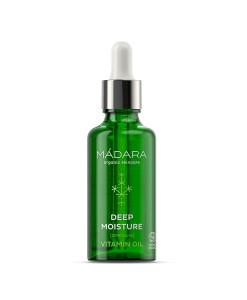 Aceite multiusos deep moisture vitamin oil 50ml Mádara
