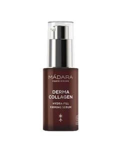 Sérum reafirmante derma collagen hydra-fill serum 30ml Mádara